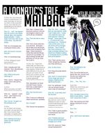 Job Hunting: Rehired Mailbag 1 by ZiBaricon
