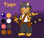 Tygo Reference by JomoOval