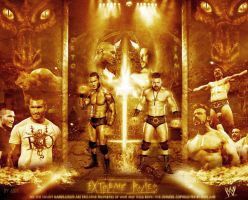 Randy Orton VS Sheamus... :D by abhishekawsomesharma