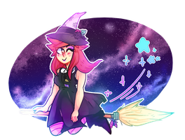Witchy by maddzeee