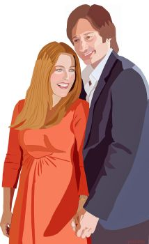 Gillian and David by philiater