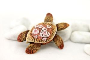Valentine turtle by hontor