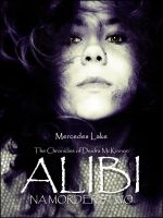 Book Cover Alibi for murder by FantasticMiracle