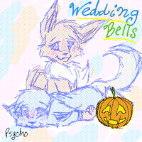 Here come the wedding bells :D by PsychicPsycho