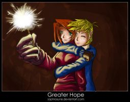 Greater Hope by sophrosune