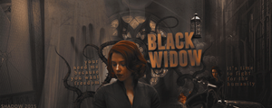 Black Widow {Avengers - Age of Ultron} by shad-designs