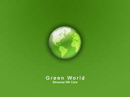 Green World LOGO by Green-World-Campaign