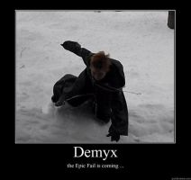 Oh Demyx... by DiopsideElven