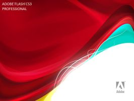 Adobe Flash Pro CS3 Style by deadPxl