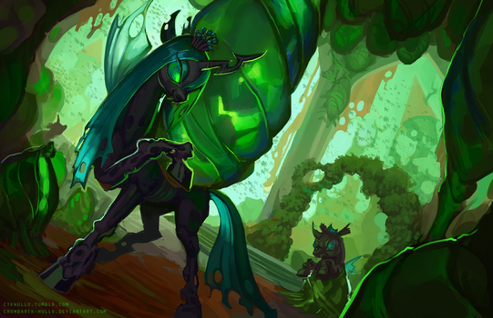 Chrysalis by MisterCrowbar