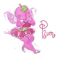 Sugar Plum Fairy by FrenchFriedOreo