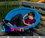 Justin Bieber Sleeping by sydneythehedgehog23