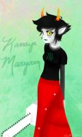 Kanaya Maryam by geckofan1