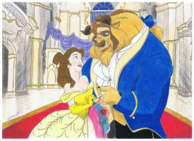 Beauty and the Beast by Rapse11