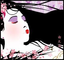 Geisha Series : Beginning by thresca