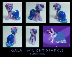 blind bag Gala Twilight by MLPEndlessNight