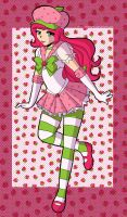 .:SM Sailor Shortcake:. by Dawnrie