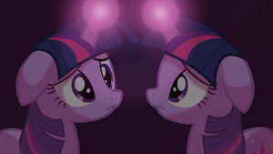 Twilight Sparkle - Two Sparkles In Prison by AB-Anarchy