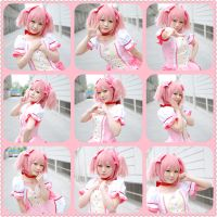 Madoka - 30 seconds poses by MissAnsa