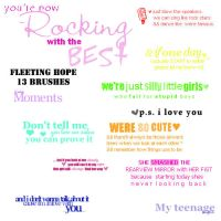 Big Quotes by Fleeting-Hope
