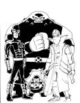 Brotherhood of Not So Evil Mutants by BobSolo