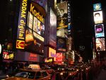 Times Square by chacho-mcleod