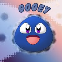 Kirby of the Stars: Gooey by DreamlandMessenger