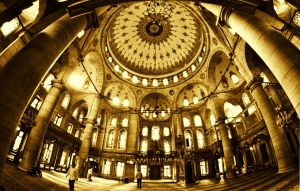 Eyup Sultan Mosque by omersin
