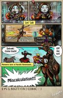 Wooden Potatoes and Matt Visual Mini GW2 Comic 3 by Ekaki-no-yami