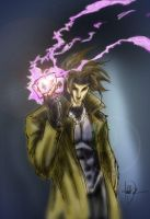 Gambit sketch by Mike Turner by MatthewLosure