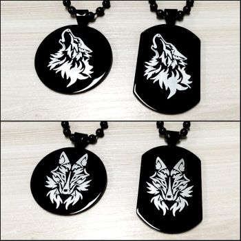 Social and Vigilant Wolf Tags Coming in July by GoodSpiritWolf