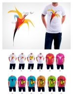 T for t-shirt II by pepelepew251