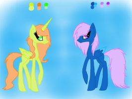 20 Point Pony Adopts OPEN by Rainbow-ninja-adopts