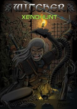 Xenohunt by Arenoth