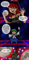 Touhou Comics: Bad Time by aimturein