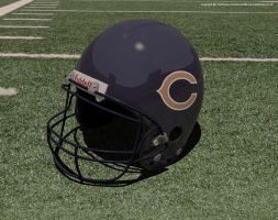 Bears Helmet by Ouroboros888