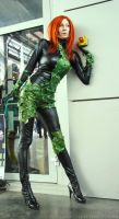 Poison Ivy new 52 cosplay by Ophi89
