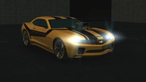 MCLA: Transformers Prime - BumbleBee 01 by The-Spiked-Rider
