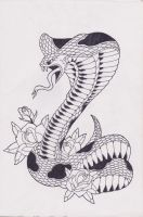 King Cobra by bloodempire