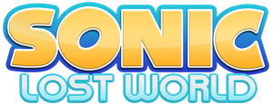 Sonic Lost World - Logo (Version 1) by NathanLaurindo