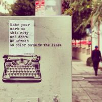 Outside The Lines by wrdsmth