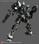 EP-01 Maxonne Prototype-01 by shiningcin
