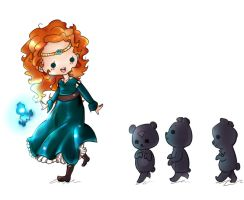 Merida by JessyMcBump