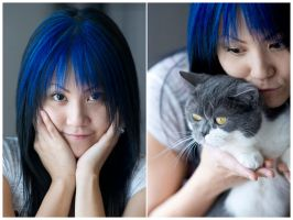 Blue by snowmask