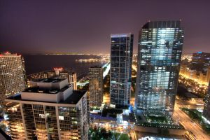 Big City Lakeshore by 5isalive