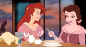 Lunch Time NonDisney Crossover by SweetKairi1992