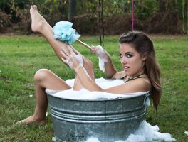 bubble bath 2 by Flaming-Ink-Imaging