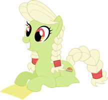 Another Granny Smith by Audoubled