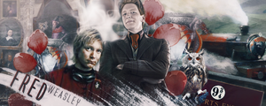 Fred Weasley Signature by VaLeNtInE-DeViAnT