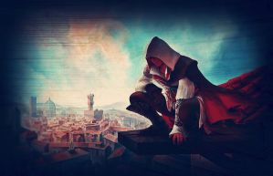 Ezio by AD-UK